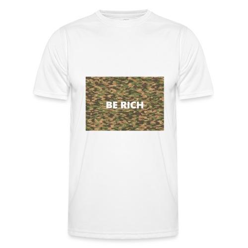 ARMY TINT - Functioneel T-shirt voor mannen