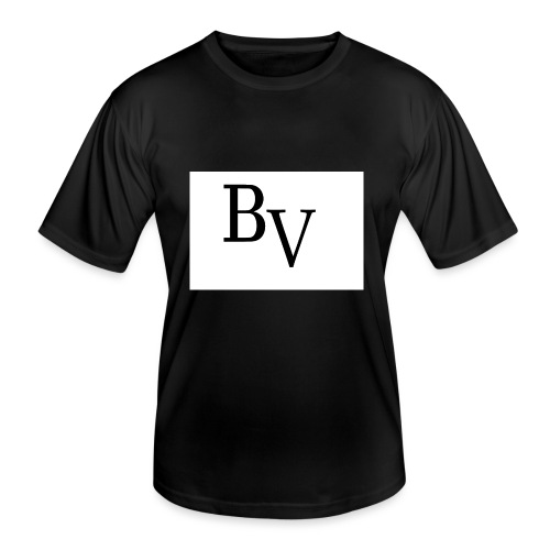 BossVibes - Funktionsshirt til herrer