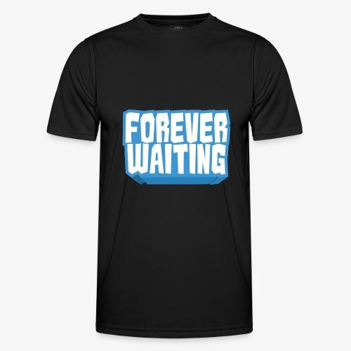 Forever Waiting - Men's Functional T-Shirt