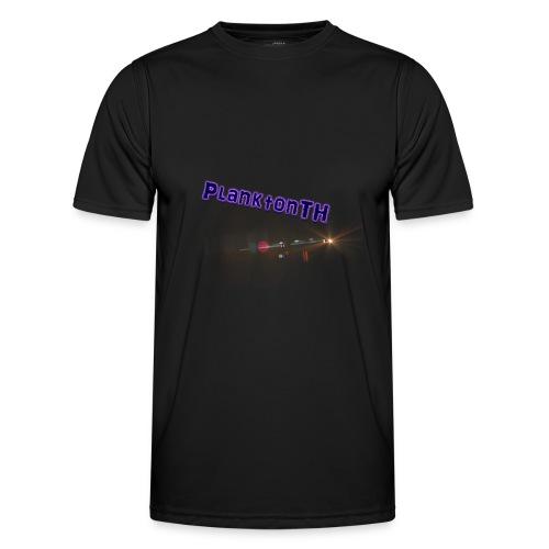 PlanktonTH, Lens Flare - Miesten tekninen t-paita