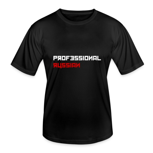 Professional Russian Blue - Functioneel T-shirt voor mannen