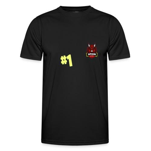 Top 1 - Camiseta funcional para hombres