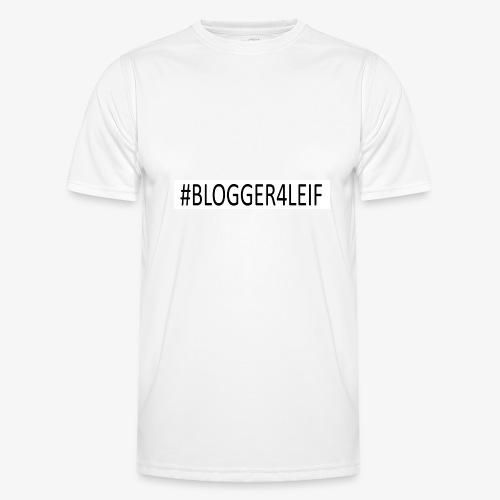 #Blogger4leif - Funktionsshirt til herrer
