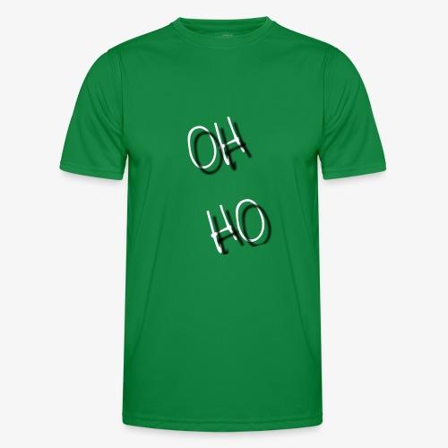 OH HO - Men's Functional T-Shirt