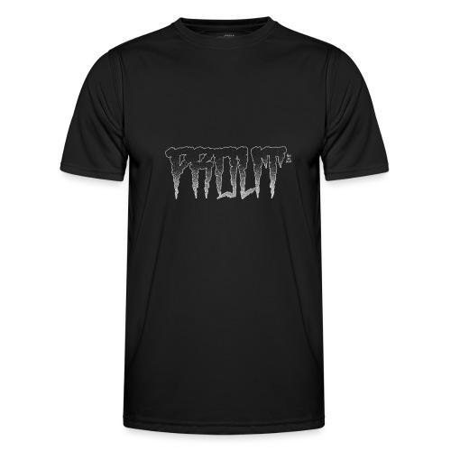 Horror PROUT - white - Men's Functional T-Shirt