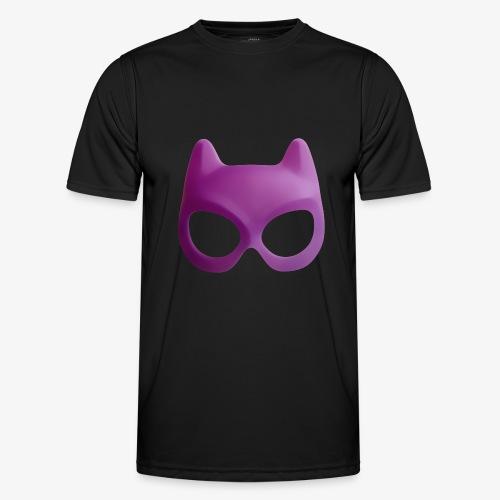 Bat Mask - Funkcjonalna koszulka męska