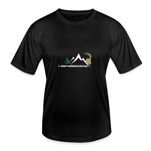 i-sierradelasnieves.com - Camiseta funcional para hombres