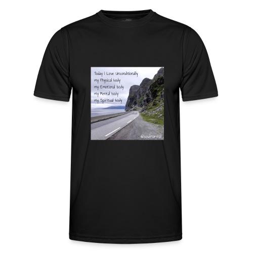My bodys - Miesten tekninen t-paita
