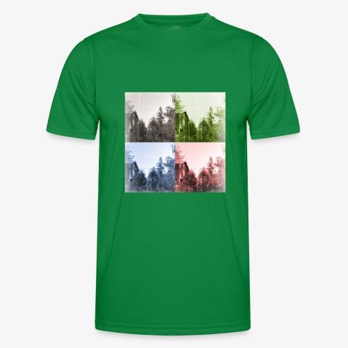 Torppa - Miesten tekninen t-paita