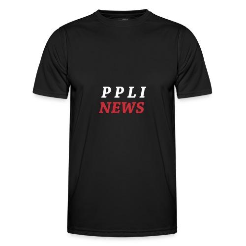 PPLI NEWS - Camiseta funcional para hombres