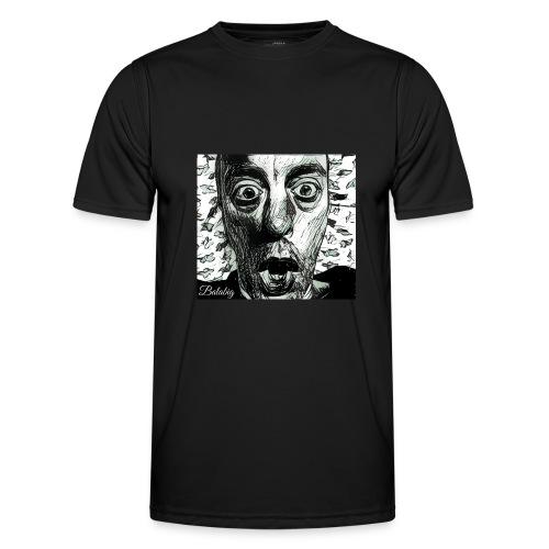 No fear - Maglietta sportiva per uomo