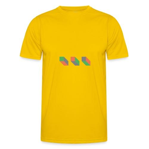 Tre - Maglietta sportiva per uomo