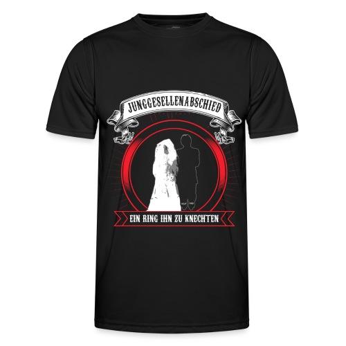 Help ME - Männer Funktions-T-Shirt