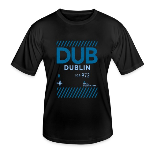 Dublin Ireland Travel - Men's Functional T-Shirt