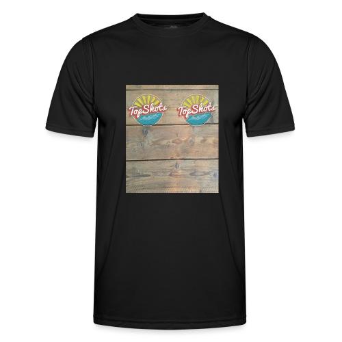 TenSlippers - Functioneel T-shirt voor mannen