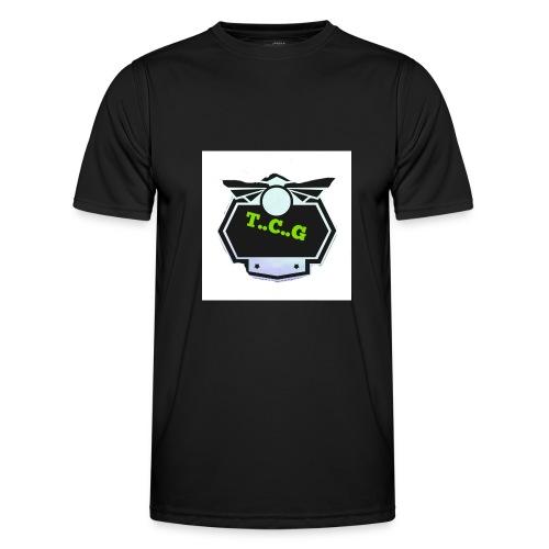Cool gamer logo - Men's Functional T-Shirt