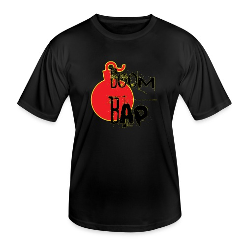 Boom Bap - Men's Functional T-Shirt