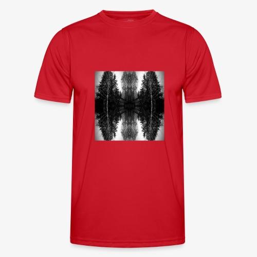 Riihi - Miesten tekninen t-paita