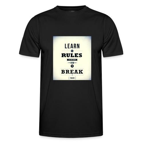 RULES - Functioneel T-shirt voor mannen
