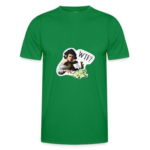 WTF - Camiseta funcional para hombres