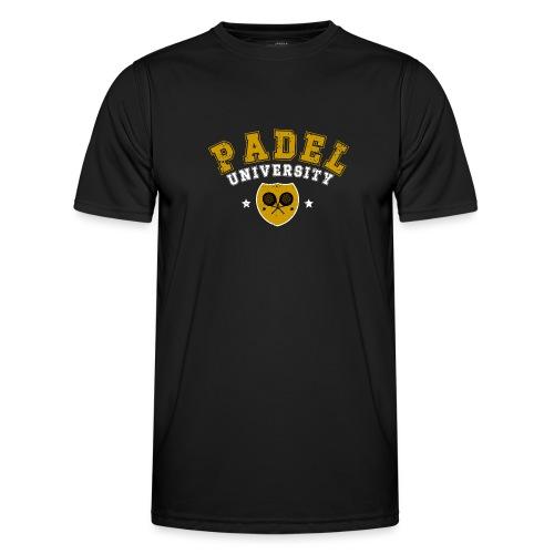 Padel Tennis Universitet Vintage - Funktions-T-shirt herr