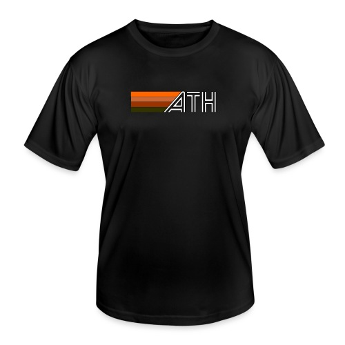 All Time High ATH Retro Stock Markets - Funktions-T-shirt herr