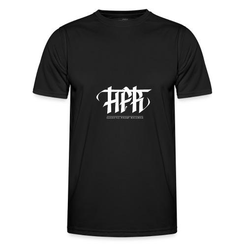 HFR - Logotipi vettoriale - Maglietta sportiva per uomo