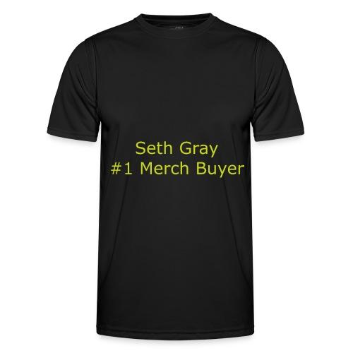 First Merch Buyer - Men's Functional T-Shirt