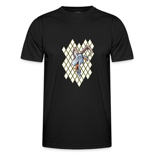 blauer bock - Männer Funktions-T-Shirt