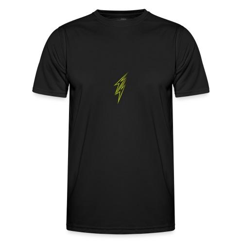 fulmine - Maglietta sportiva per uomo