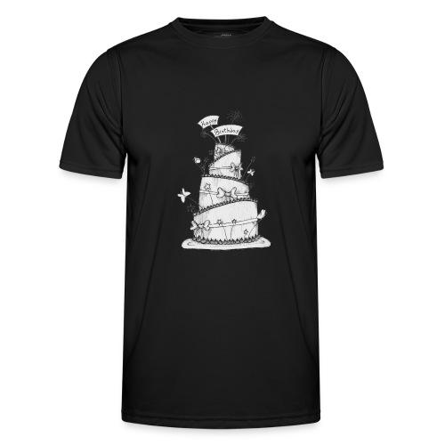 Torta - Maglietta sportiva per uomo