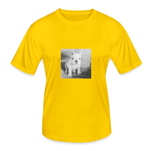 Billy Puppy - Functioneel T-shirt voor mannen