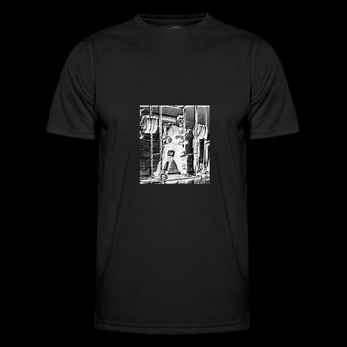 Squat! Get Strong! - Miesten tekninen t-paita