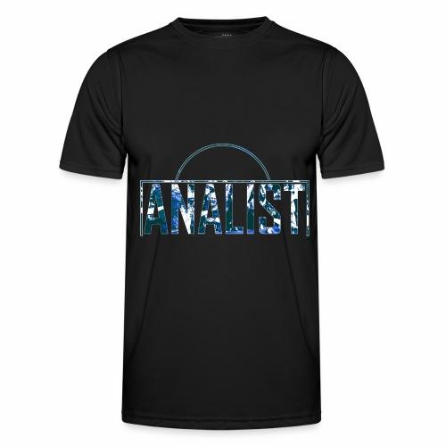 ANALIST - Functioneel T-shirt voor mannen