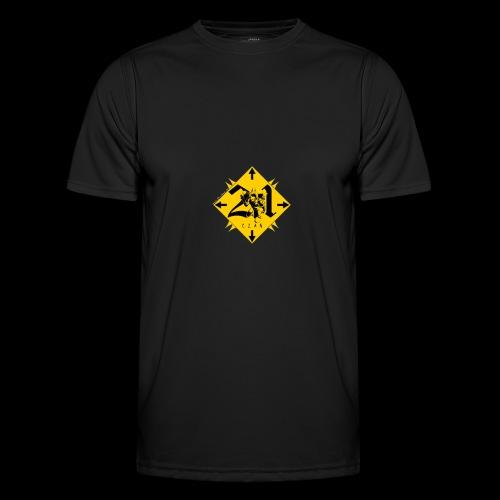 21-Clan - Männer Funktions-T-Shirt