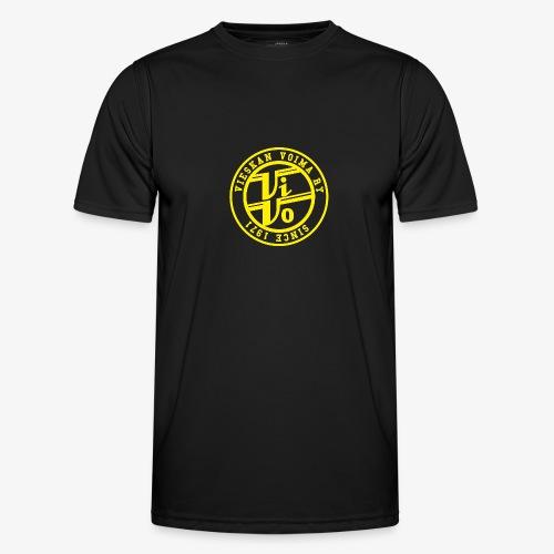 ViVoPAITA transparent - Miesten tekninen t-paita