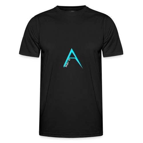 ANGISTEF SQUAD LOGO - Funktions-T-shirt herr