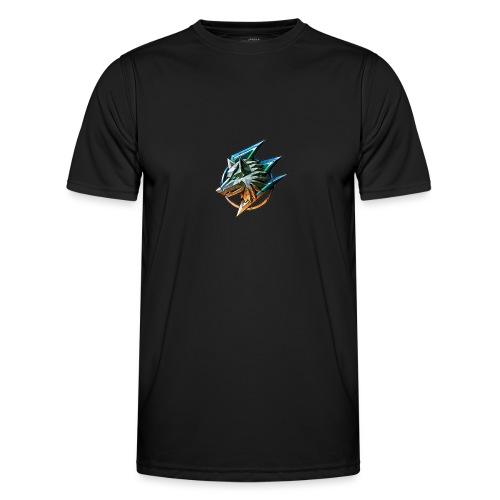 AZ GAMING WOLF - Men's Functional T-Shirt