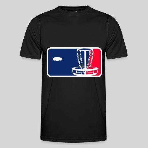 Major League Frisbeegolf - Miesten tekninen t-paita