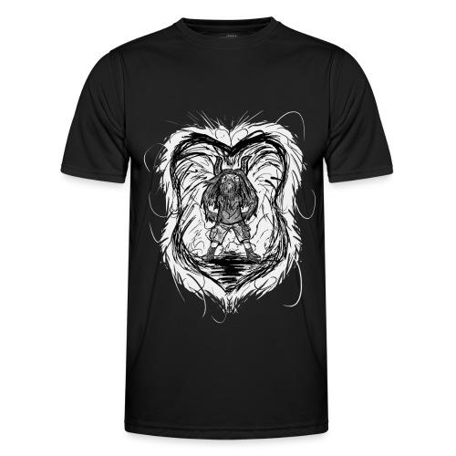 Horned Metalhead - Men's Functional T-Shirt