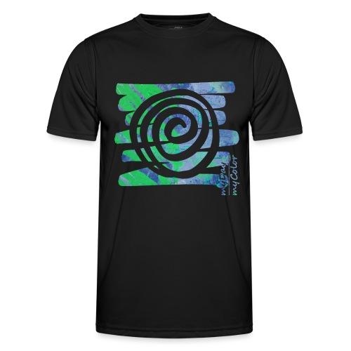 GreenPlanet - Männer Funktions-T-Shirt