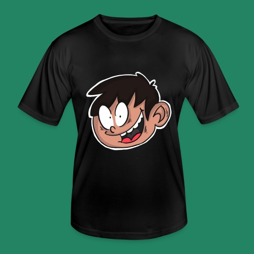 Comic Head - T-shirt sport Homme