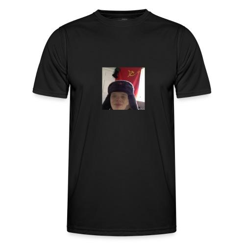 Kommunisti Saska - Miesten tekninen t-paita