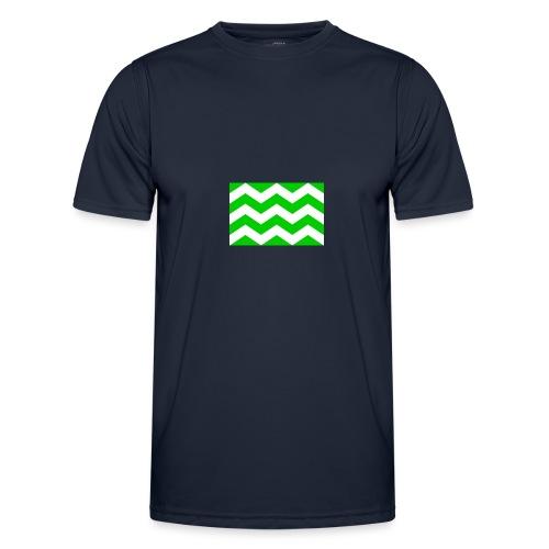 Vlag westland kassen - Functioneel T-shirt voor mannen