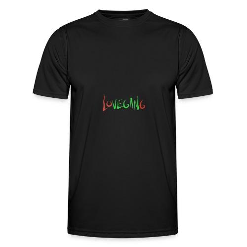 Lovegang - Miesten tekninen t-paita