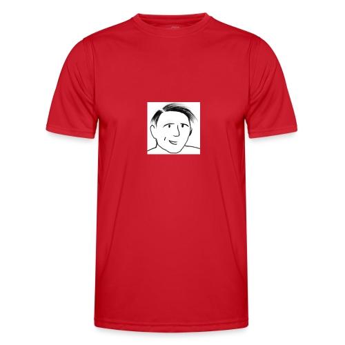 Prof Pon - Maglietta sportiva per uomo