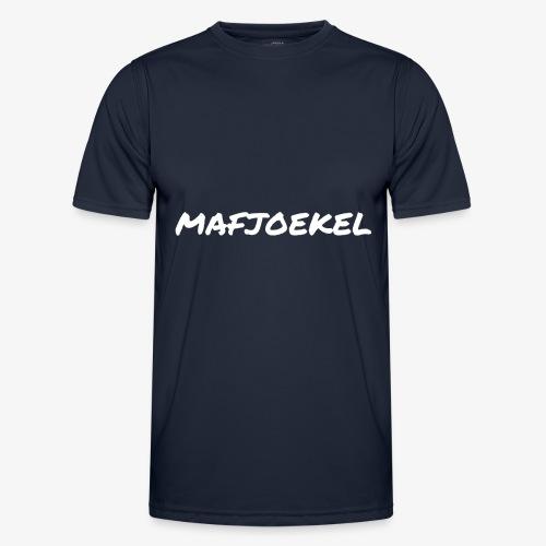 mafjoekel - Functioneel T-shirt voor mannen