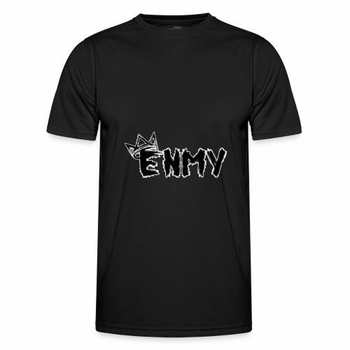 Enmy Grey Sweatshirt - Men's Functional T-Shirt