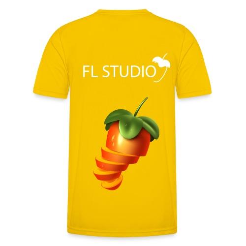 Sliced Sweaty Fruit - Men's Functional T-Shirt