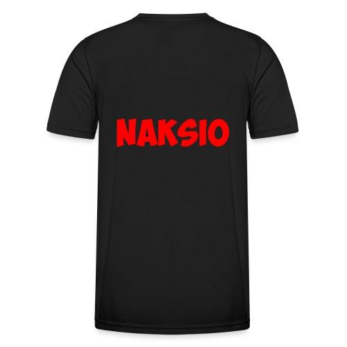 T-shirt NAKSIO - T-shirt sport Homme